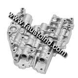Корпус клапана автомобилей/OEM ODM литой алюминиевый корпус