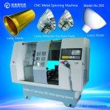 알루미늄 반사체 컵 (Light-duty 350A-15)를 위한 소형 금속 회전시키는 기계