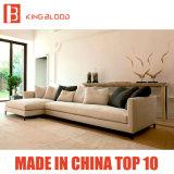 Muebles determinados del sofá de la tela del precio bajo para la sala de estar