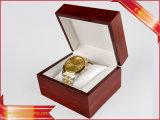 Cadre de bijou en bois de montre de mode en bois de luxe de cadres