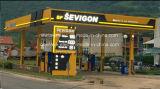 segni di prezzi di gas del totem 8inch