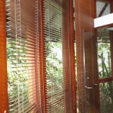 Magnético/Maual clásico Control de persianas de aluminio