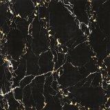 Marmeren Tegel van het Porselein van de Kleur niet van de Misstap van het Bouwmateriaal van Foshan De Zwarte Volledige Opgepoetste voor Bevloering