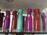 De nieuwe Fles van de Spuitbus van de Mist 200ml/300ml van het Ontwerp Ononderbroken Fijne