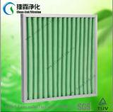 Главная панель сложенном моющийся фильтр воздушный фильтр