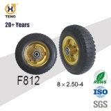 6 pouces à plat en roue libre Barrow pneu en mousse PU