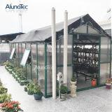 Serra di alluminio di vetro della serra del blocco per grafici dei kit della serra della serra del fungo