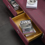 Base del blocco per grafici di legno solido di disegno moderno per il salone Fb8036A
