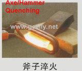 Riscaldamento di induzione di IGBT che indurisce macchinario di estinzione dell'ascia martello/della chiave