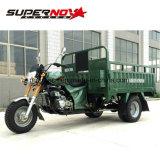 5 camion de cargaison de la charge refroidi par air de la roue 200cc 1000kgs