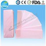Cubierta suave blanca/del color de rosa disponible de la depilación, depilación Rolls