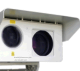 Laser 조명기를 가진 HD 장거리 야간 시계 사진기