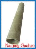Tuyau rond en poudre FRP / GRP résistant à la corrosion