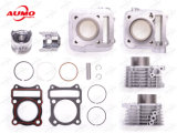 Jogo do cilindro de Suzuki Gn125 das peças sobresselentes da motocicleta
