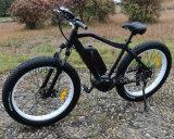 Bicicleta eléctrica gorda de alta velocidad de la batería de litio del neumático