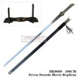 7개의 칼 영화 복사 106cm HK8669