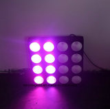 4X4 светодиодные матрицы 16X10W мойка Effct RGBW LED Matrix свет Disco DJ событие стадии лампа