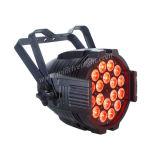 PARITÀ 12W 4 di 18PCS LED in 1 indicatore luminoso di cerimonia nuziale dell'indicatore luminoso della fase esterna del LED
