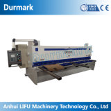 Автомат для резки листа QC11k алюминиевый