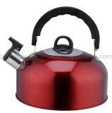 Sifflement en acier inoxydable OEM bouilloire à thé