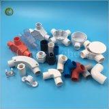 Clip del PVC degli accessori per tubi del condotto/montaggi bianchi di plastica del morsetto