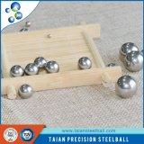 Válvula de alta precisión del rodamiento de bolas bolas de acero inoxidable