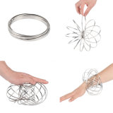 Magisches Fluss-Ring-Armband-spinnendes Arm-kinetisches Spielzeug