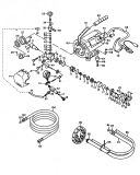 60bar 전기 휴대용 압력 테스트 펌프 (DSY60)