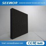 Grand angle de visualisation P6mm Indoor plein écran à affichage LED de couleur avec une bonne qualité