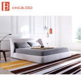 Современном итальянском дизайнерской мебелью из натуральной кожи полутороспальной кроватью кинг комнату мебель спальня,