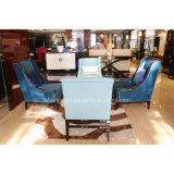 도매 좋은 품질 주문품 호텔 로비 소파 디자인 (SKL 04)