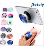 Стойка держателя держателя руки сжатия шипучки для iPhone Samsung