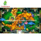 Oceaan Koning 3 het OceaanBedrog van het Spel van de Arcade van de Jager van de Vissen van het Monster Muntstuk In werking gestelde