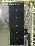 De 12 pulgadas de doble gama completa de 3000W Sistema de altavoz vertical