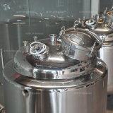 En acier inoxydable bas pharmaceutique cuve de mélange d'agitateur magnétique