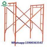 Q235 de Steiger van het Frame van de Deur van het Staal