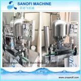 Machine de remplissage carbonatée de boisson pour le bidon en aluminium