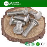 Boulon de transport en acier inoxydable (DIN 603)