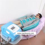 Drenaggio linfatico infrarosso Pressotherapy che dimagrisce macchina con il rivestimento ed i pantaloni