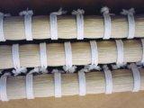 [وهولسل بريس] مونغوليا طبيعيّ بيضاء كمي إنحناء حصان حجر السّامة ذيل شعر