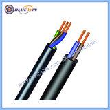 De Flexibele Kabel van pvc van de Kabel JIS3306 van Vct