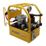Pompa hydráulica eléctrica de alta presión temporaria doble
