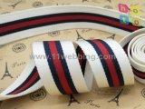 Il doppio fronte colora la cinghia di nylon del sacchetto della tessitura della saia