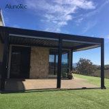 Motorisierter Aluminiumöffnungs-Dach-GartenPergolaGazebo mit justierbarem Luftschlitz