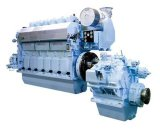 Motor nitro del Uav del motor del motor diesel 4-Stroke de Modelemei del motor 185
