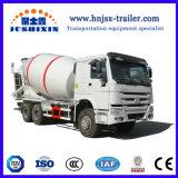 HOWO 6X4 10 8m3 Capacité3/10m Bétonnière camion/chariot de mélange de béton