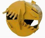 a construção 18s utiliza ferramentas os dentes da cubeta para máquinas escavadoras