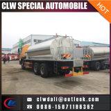 carro del tanque del transporte del asfalto de 4*2 8000L/carro del tanque Heated líquido del betún