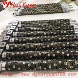 리튬 격막을 째기를 위해 사용되는 3 인치 Xc 미분 통풍공