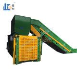 Macchina d'imballaggio idraulica orizzontale semiautomatica di Hbe125-110125t